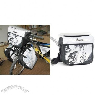 Ultimate Waterproof Bicycle Bag