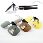 Ultra Light Sunglasses Splitter Clip Drive Fishing Glasses