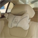 Ultra Soft Steam Velour Car Bone Pillow Neck Pillow Travel Pillow
