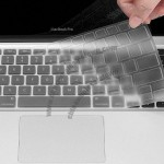 Ultra Thin Clear Soft TPU Keyboard Cover Skin for Macbook Pro 13 15 17 Inch