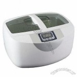 Ultrasonic Cleaner, Digital Timer with 5 Cycles