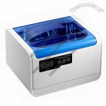 Ultrasonic Cleaner, High-power Transducer for Superior Cleaning, 42,000Hz Frequency