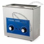 Ultrasonic Cleaner with 6.5L Tank Capacity and 180W Ultrasonic Power