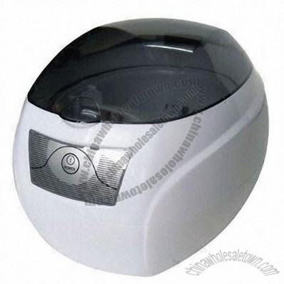 Ultrasonic Cleaner with 750mL Capacity, Automatic Switch Off After 3 Minutes