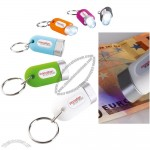 Ultraviolet Money Detector LED Light Keyring