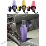 Umbrella Draining Solution, Your car stays dry with this umbrella holder