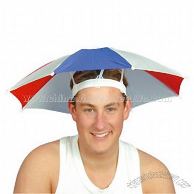 Umbrella Hat/Promotion Umbrella Hat