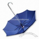 Umbrella with Aluminum Shaft