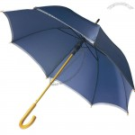 Umbrella with Silver Band