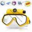 Underwater Scuba Mask CAMERA with FLASHLIGHT