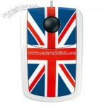 Union Jack Optical Mouse