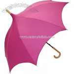 Unique and Novelty Pagoda Pink Umbrella