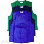 Unisex Imperial Twil Uniform Apron Cashier Worker Vest w/ 3 Pockets