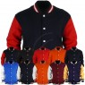 Unisex Sports Style Baseball Jackets