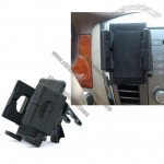 Universal Air Vent Holder with Adjustable Angle, Compatible with Most GPS Mobile Phone
