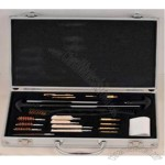 Universal Gun Cleaner Kit With Aluminum Case