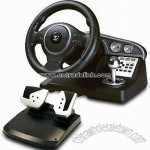 Universal Racing Cockpit with Traction Control