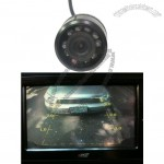 Universal Weatherproof Backup Camera with NightVision