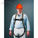 Utility Work Safety Harnesses
