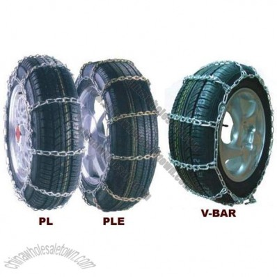 V-BAR & PL & PLE Series Car Tire Snow Chain
