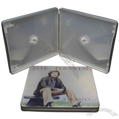 VCD / DVD Tin Case