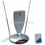 VHF & UHF Remote Controlled Rotating Antenna