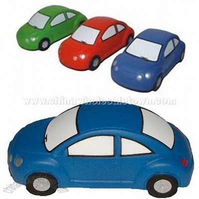 VW Bug Car shape Stress Reliever Balls