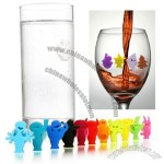 Vacu Vin Party People Glass Markers Set of 12