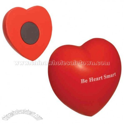 Valentine Heart Magnetic Stress Reliever Ball