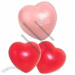 Valentine Heart Stress Ball with Round Chip