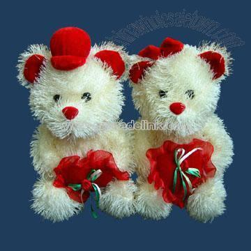 Product Name: Valentine's Day Teddy Bear Item No: 791714117 U.Price: FOB