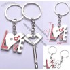 Valentine's Day gifts Love Couples key chain