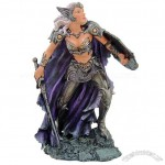 Valkyrie, Norse Warrior Woman Statue