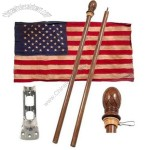Valley Forge USA Heritage Series Flag Kit