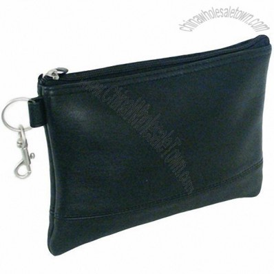 Valuables Pouch - Sondrio Top Grain Leather