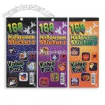 Value Pack 168 Halloween Stickers