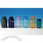 Various Color Contour Bottle