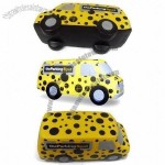 Vehicle Shaped Squeeze Toy Stress Reliever