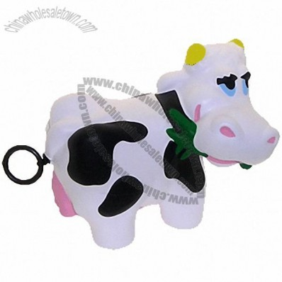 Vibrating Milk Cow Stress Reliever