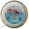 Vintage 60s New York Ad Savings & Loan Convention Ashtray