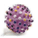 Vinyl Color - tipped Massage Ball 5