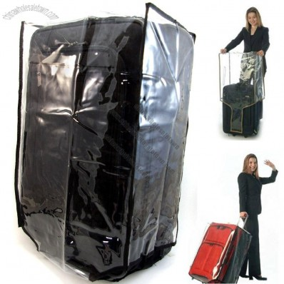 Vinyl Luggage Protect Cover