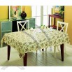 Vinyl Table Cloth with Flannel