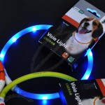 Visio Light Pet Dog Collar