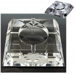 Visol Excellence Crystal Cigarette Ashtray