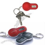 Voice-Memo Parking Timer Keychain