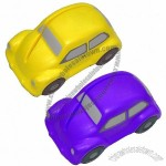 Volkswagen Beetle Stress Ball Memo Holder