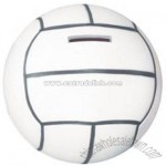 Volley ball shape bank