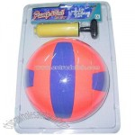 Volleyball and Pump Set