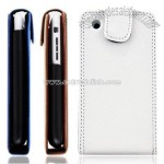 Volte Series Flip Leather iPhone Case 3G / iPhone 3GS Leather Case